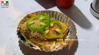 Veg Chilli Cheese Toast Recipe | Indian Chilli Cheese | 2017 STREET FOODS