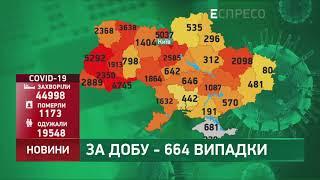 Коронавірус в Україні: статистика за 1 липня