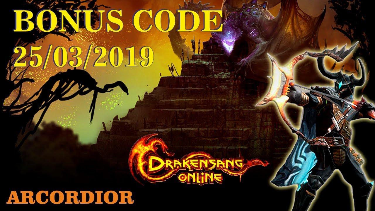 Drakensang Online Bonus Code