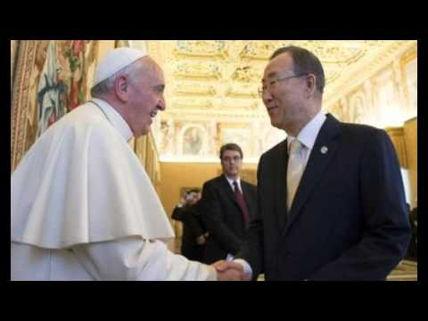 NWO: Vatican Aligns with UN On 'One World Governance Authority'