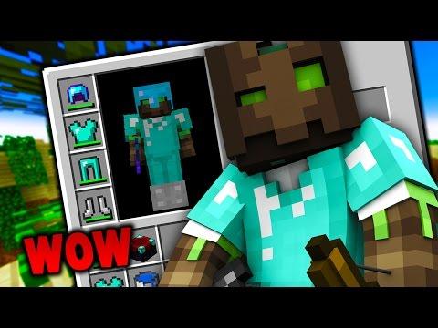 EL DIAMANTE ME DA EL PODER DE LA VICTORIA! (Minecraft Skywars)