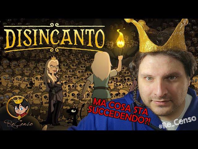 @Re_Censo #402 Disincanto | Stagione 1 - parte 3 MA COSA STA SUCCEDENDO?!
