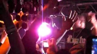 Busta Rhymes live in Frankfurt ( Jade Club 09.Mai 2009 )