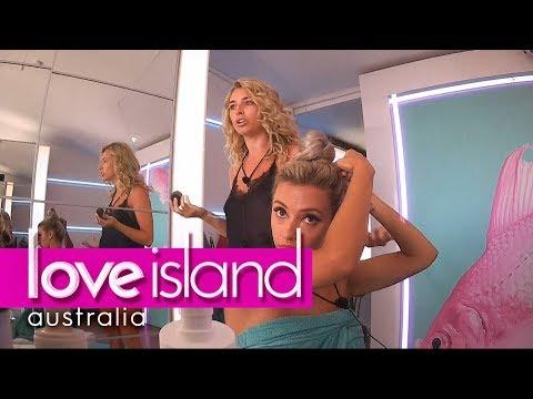 The Glam Room Gets Super Awkward | Love Island Australia 2018