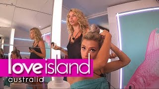 The glam room gets super awkward | Love Island Australia 2018