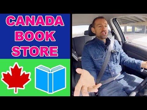 BOOK STORE IN CANADA