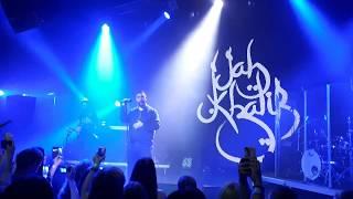 Jah Khalib - Лейла (live Рига 2017)