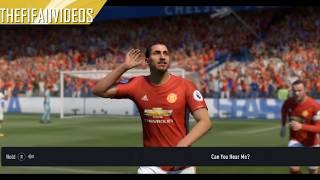 FIFA 17 ALL CELEBRATIONS TUTORIAL