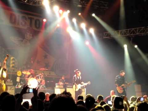 """Social Distortion """"The Last Time"""" (Rolling Stones) Live in Las Vegas, January 27, 2012.m4v"""