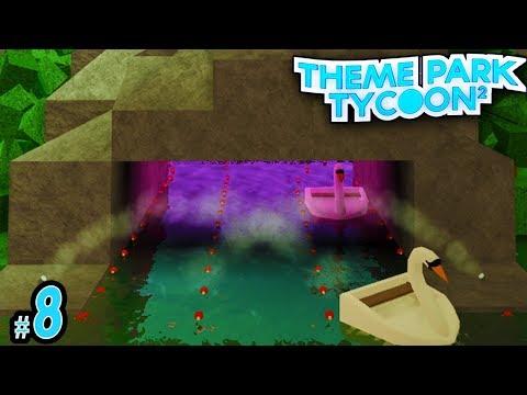 Repeat SECRET River Rapids! - TreeHouse Theme Park Tycoon #6