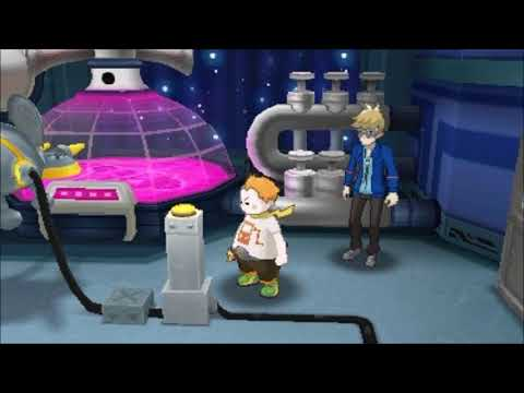 Pokemon Ultra Sun And Ultra Moon Island Trial #5