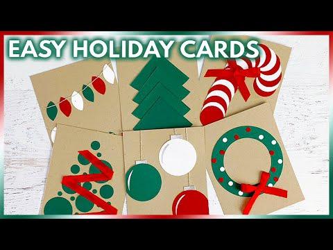 easy-handmade-christmas-cards-that-anyone-can-make-|-diy-holiday-cards