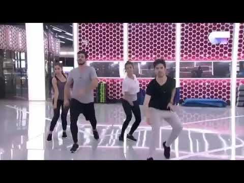 Baile Random De Cepeda Y Mireya Youtube