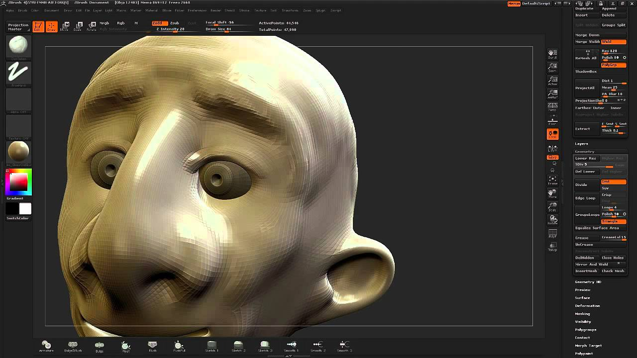 How to create stylised characters in ZBrush | Creative Bloq