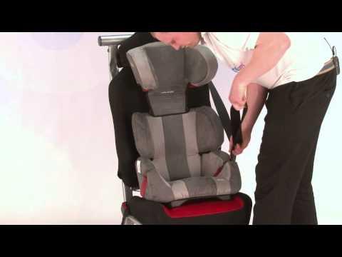 Recaro Milano Booster Seat - Kiddicare
