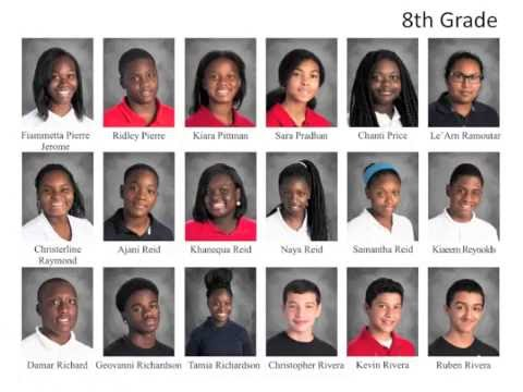 McNicol Middle Video Yearbook 2016 (The Talon 2016)