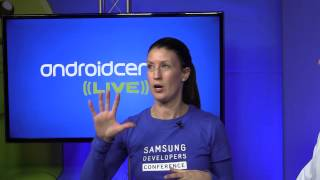Android Central @ SDC13: A talk with Beth Maynard from VenuesWorld.com