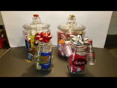 Bar In A Jar 2017 Christmas Gift Idea Youtube