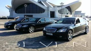 Мерседес S-класса Long  аренда Минск / Mercedes S-class Long rent Minsk  +37544 722 7777