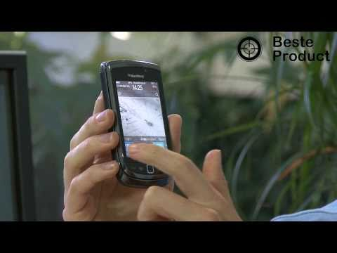 Blackberry Torch 9800 review