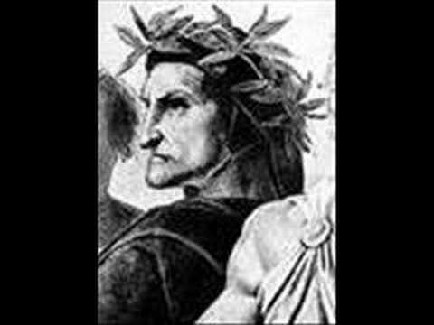 Vittorio Sermonti legge il 3° canto dell'Inferno