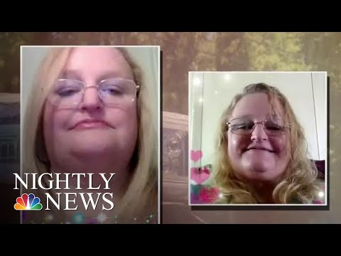 Alabama Woman Recovering After Being Trapped Inside Car For Days | NBC Nightly News