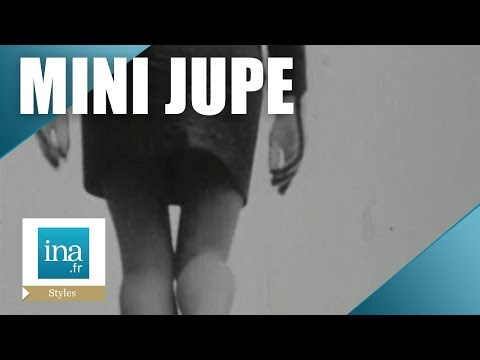 FranceArchive En Jupe Arrive Ina 1966La Youtube Mini dtxCshQrB