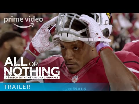 All or Nothing Season 1 - Launch Trailer | Amazon Prime Video