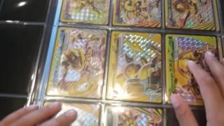 My pokemon collection (ex, gx, mega, & break)