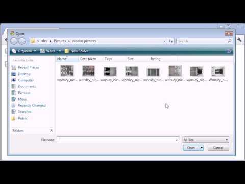 Beginner PHP Tutorial - 87 - Uploading Files: The Basics