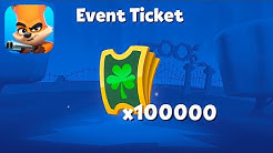 Zooba - How to get a lot of Event Tickets
