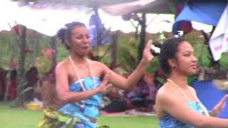ACS Fiji Adi  Cakobau School culture day 2014 Pacific islanders dance Nauru