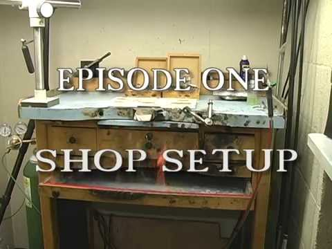 JEWELRY REPAIR THE BURNING BENCH EPISODE ONE