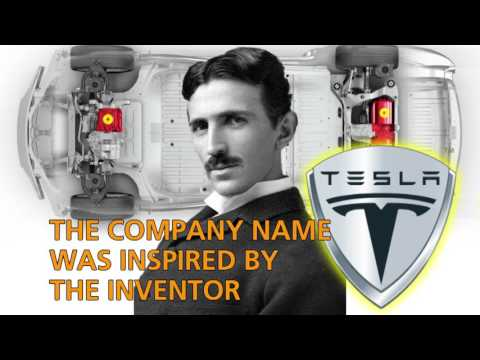 A Look at the History of Energy and Design Company Tesla