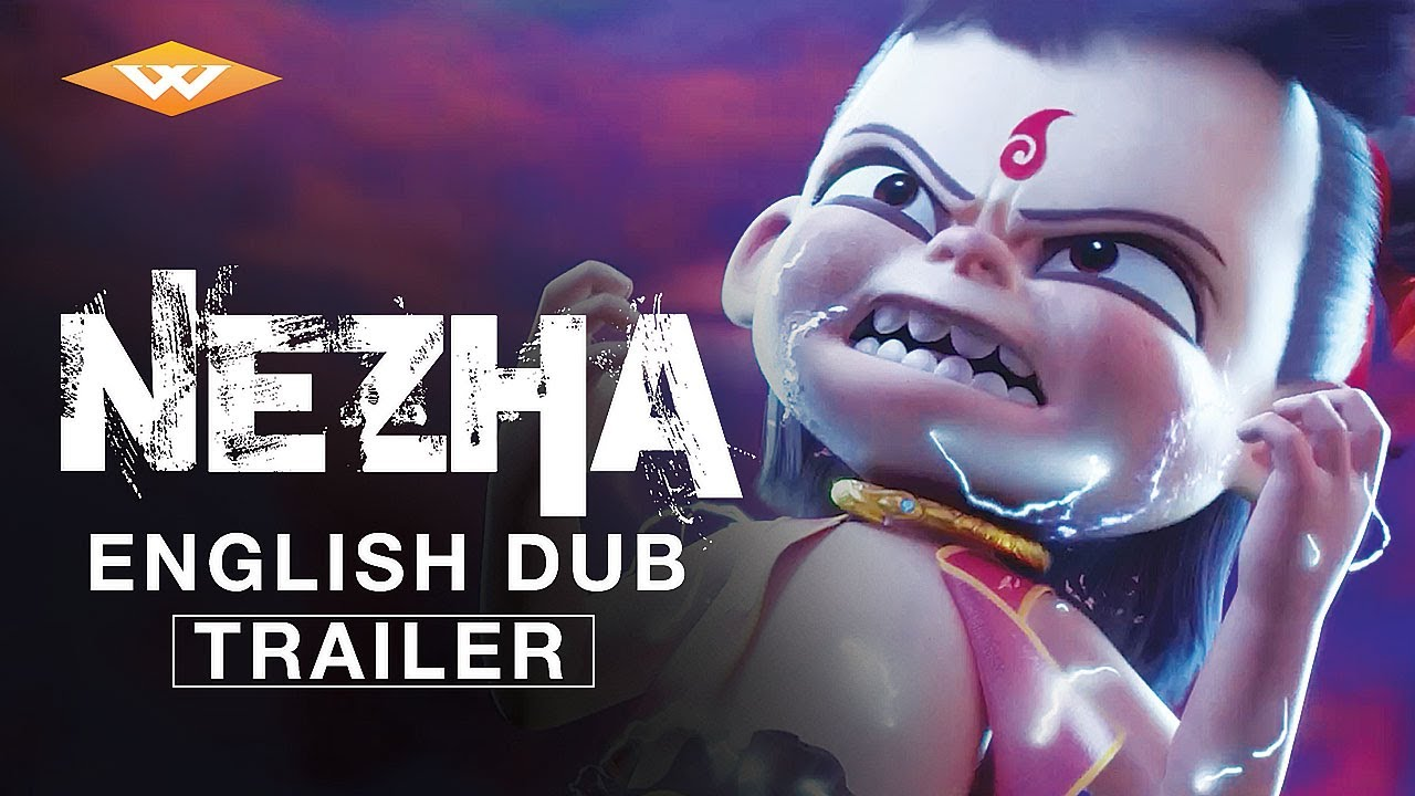 Download NE ZHA (2020) Official English Dub Trailer | Epic Animated Chinese Movie