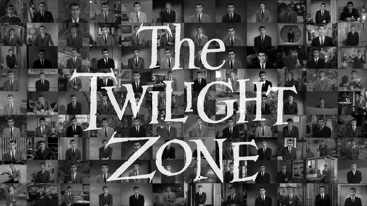 "Every Rod Serling Opening Monologue Synced To When He Says ""The Twilight Zone"""
