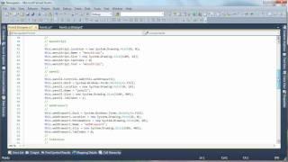 Como criar um navegador em 5 minutos utilizando Visual Studio C#