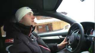 Ski austria fan tv mit audi quattro®, romed baumann