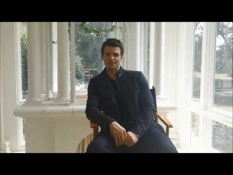 Daniel Gillies Talks Elijah, Babies & The Originals - Exclus
