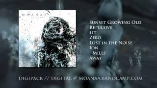 """Moanaa - """"Descent"""" (full album stream)"""