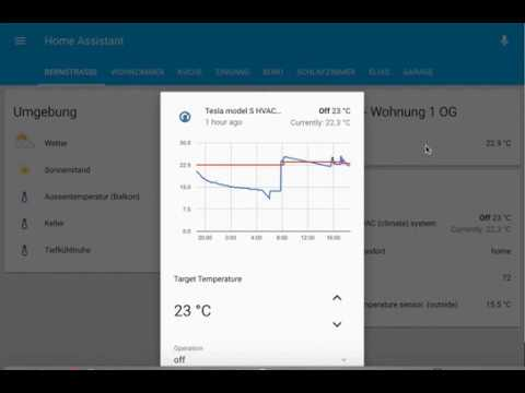 My Smart Home – Chapter 2: Home Assistant – sachathomet ch
