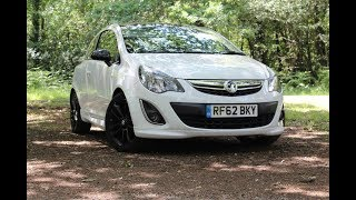 Vauxhall Corsa Limited Edition Videos