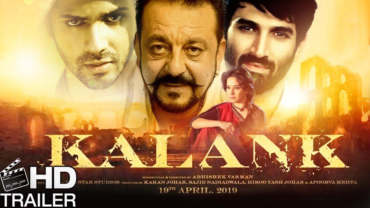 Kalank Movie Teaser- Sanjay Dutt & Sonakshi Sinha Movie ...