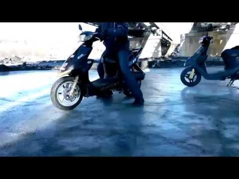 Suzuki ZZ Inch Up Sport НА ЛЮДУ