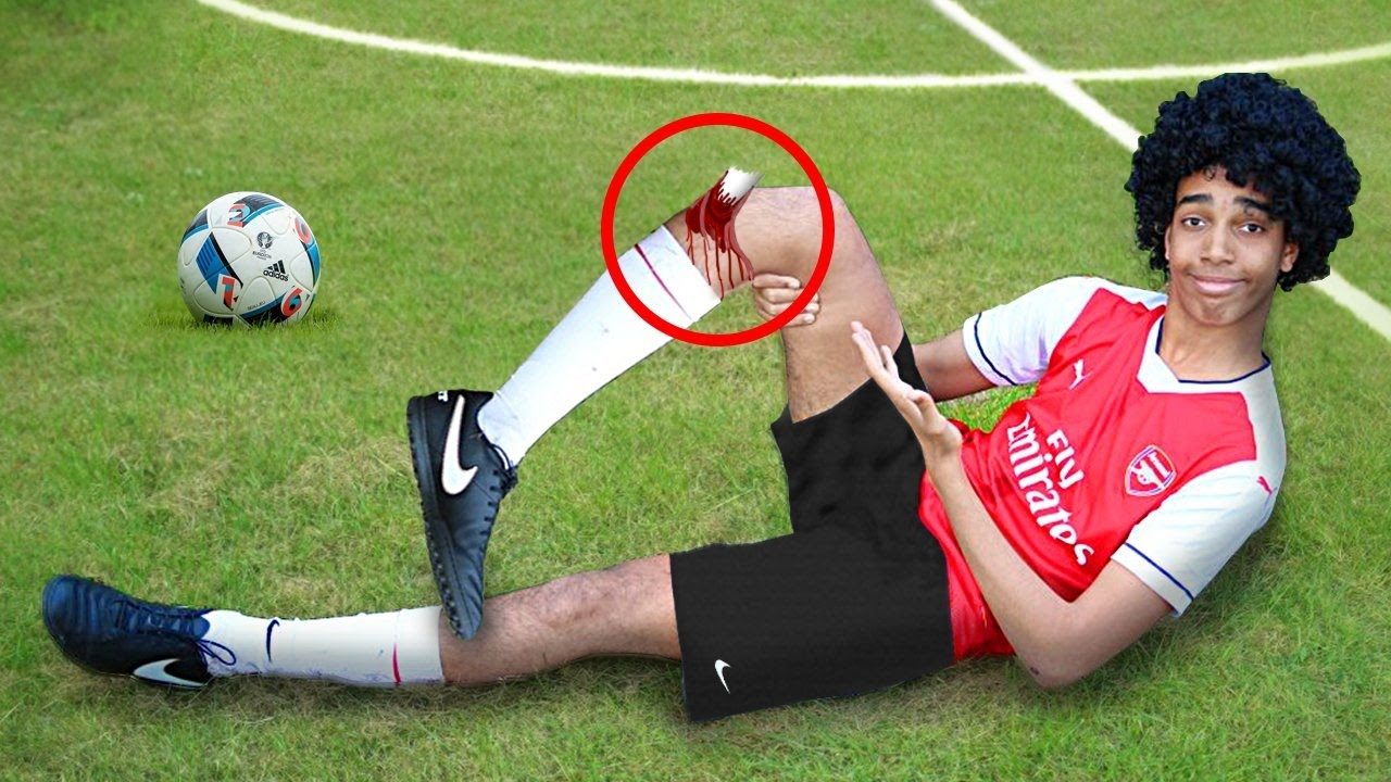 Worst FOOTBALL Injuries Ever