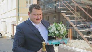 Свадьба 15 июля 2016 г. Наталья и Роман. Выкуп. ( видеограф Александр т. 8-923-285-00-69 )
