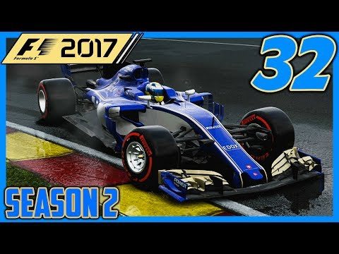 AGGRESSIVE STRATEGIES |12/20| F1 2017 Sauber Career Mode S2. Episode 32