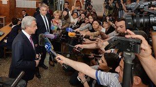 Ի՞նչ կփոխվի, եթե Տարոն Մարգարյանն ընտրվի քաղաքապետ  Սերժ Սարգսյանի պատասխանը