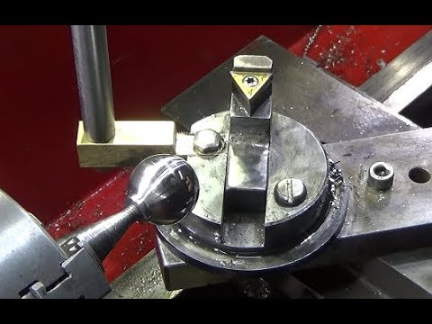 Mini Lathe Milling Preview, New Tools And Turning A Stainless Ball