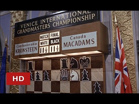 Chess Match Scene | From Russia With Love (1963)
